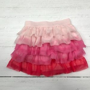 Epic Threads Bottoms - Toddler Girls Tiered Colorblock Skirt
